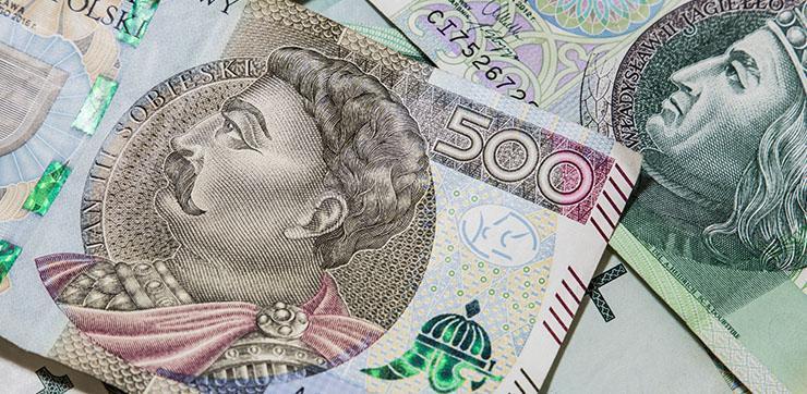 Banknot 500zł